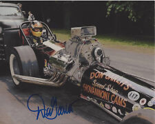 BIG DADDY DON GARLITS SIGNED AUTHENTIC DRAG RACING ICON 8X10 PHOTO D w/COA NHRA