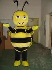 New bee Mascot Costume Fancy Dress Adult Suit Size R39
