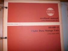Collins 8848D-2 Flight Data Storage Unit Overhaul Manual