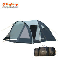 Kingcamp 4-Season 2-Person Camping Tent Windproof Waterproof Hiking Outdoor