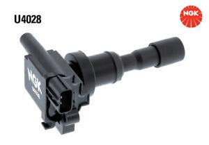 NGK Ignition Coil U4028 fits Mitsubishi Lancer EVO I (CD9A), EVO II, EVO II (...