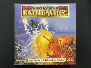WarHammer Battle Magic Supplement - Read Description