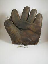 Vintage Grommet web DR? baseball glove