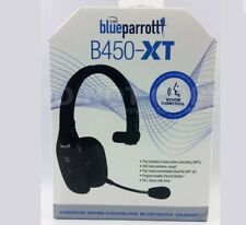 1947b3645c4 VXi Blue Parrot B450-XT Noise Cancelling Trucker Bluetooth Cell Phone  Headset