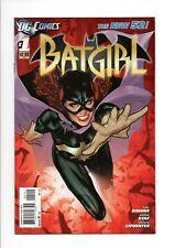 Batgirl #1 (2011) Adam Hughes Cover FN