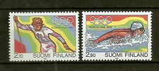 Finland: 1992 Olympic Games Barcelona MNH
