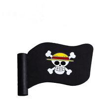 Pirate Flag Skull-luffy Antenna Balls Car Aerial Ball Antenna Topper Decor Ball