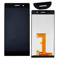 For Huawei Ascend P7 Black LCD Display+ Touch Screen Digitizer Assembly @NW