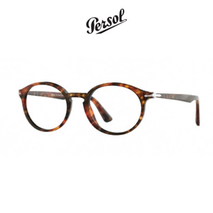 Computer Reading Glasses Persol 3211 1081 Tortoise Brown 50 20 145 + Hoya Lens