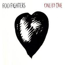 FOO FIGHTERS - ONE BY ONE NEW CD