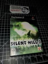 SILENT HILL 2 PS2 COMPLETE EXCELLENT(DISC+CASE+MANUAL) TESTED WORKING MINOR WEAR