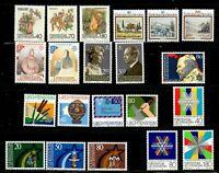 Liechtenstein 1983 Year Set (21 stamps) MNH