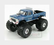 Ford Usa F-250 Bigfoot Monster Truck 1974 Blue Met GREENLIGHT 1:43 GREEN88011 Mo