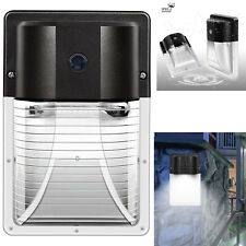 Outdoor LED Wall Mount Light Photocell Security Lighting Dusk To Dawn Waterproof