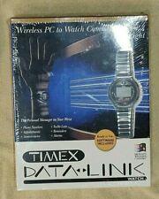 Vintage Timex Data Link Microsoft Certified Original Smartwatch New Unopened Box