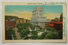 1c Dominion Square, Montreal Postcard 928