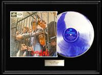 THE YARDBIRDS FIVE LIVE UK ALBUM WHITE GOLD SILVER PLATINUM TONE LP VINYL RARE