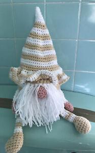 Handmade Gonk Gnome Toilet Roll Cover