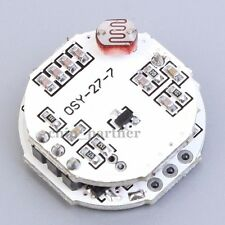 Doppler 12-50V LED Microwave Radar Sensor Switch Module MOS For Spherical Bulb