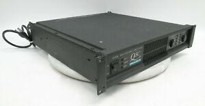 Rack Mount QSC Powerlight 1.8 PL1.8 Power Amp 1800-watt 400W/CH @ 8-OHMS
