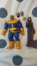 Marvel Legends Avengers Thanos 2021 + Marvel Select Death + Extra Heads
