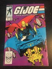 Gi-joe#87 Incredible Condition 9.2(1989) Destro Cover!!
