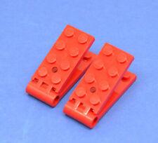 4x4 Platten hellgrau mit loch 15 Stück LEGO®