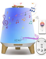 SZMP Essential Oil Diffuser, Diffusers for Essential Oils with Remote Control