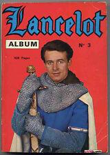 Lancelot reliure 3  Ed. Mon Journal 1962 TBE