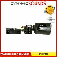 Xtrons Zucca Auto Stereo Gambo Adattatore di Controllo Per Ford Fiesta Transit