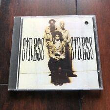 Stress - Stress S/T CD 1991 - RARE