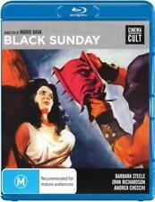 BLACK SUNDAY BLU RAY [New/Sealed] Region B Cinema Cult