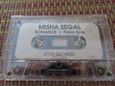 Misha Segal Demo Studio Archive Cassette Read Description Carefully
