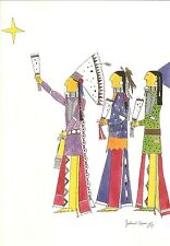 18 Native American Holiday Cards (3 varieties) by Michael Horse
