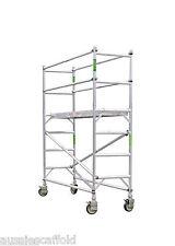 New Aluminium Scaffolding Mobile Scaffold 4.5m Access Height Australian Designed