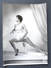 Photographie Argentique - Années 50 - Photo Sponner - Portrait de Femme