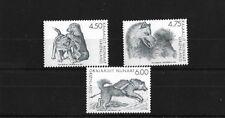 Groenlandia SG422/4, 2003 cani da slitta Gomma integra, non linguellato