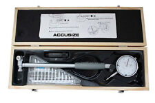 "2-6"" x 0.0001"" Dial Bore Gauge Set, Brand New, #EE20-1006"