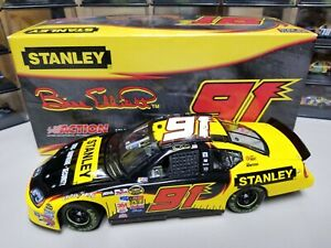 BILL ELLIOTT 2005 ACTION #91 STANLEY TOOLS DODGE CHARGER 1/24 XRARE /1,908 MADE!