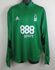 2015 Adidas Nottingham Forest Football Shirt Player Issue Training Jersey XL