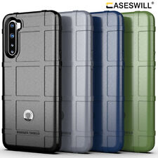 For OnePlus Nord 8 7T 7 6T 6 Pro Shockproof Armor Flexible TPU Phone Case Cover