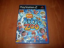 EYETOY PLAY ASTRO ZOO PS2 (PAL ESPAÑA PRECINTADO)