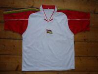 Mauritius football shirt  SOCCER [XXL] Jersey maglia indossata Retro Vintage