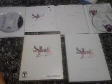 Final Fantasy XIII-2 Collector's Edition PS3
