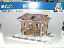 Italeri 6162 1:72 Bahnhofsgebäude NEU OVP