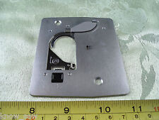 New NEEDLE PLATE w/ Spring # XA3633001 for BABYLOCK BROTHER PE150 PE180D PE200