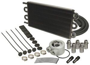 Derale 15502 Universal Series 7000 Engine Oil Cooler Kit