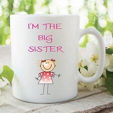 pour enfants Tasse Je suis The Big Sister surprise Nouveauté Gobelet