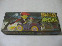 1964 Original Aurora Dracula's Dragster Model Kit #466-98