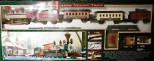1994 New Bright Christmas Holiday Village TRAIN Battery Sound Effects/Musical